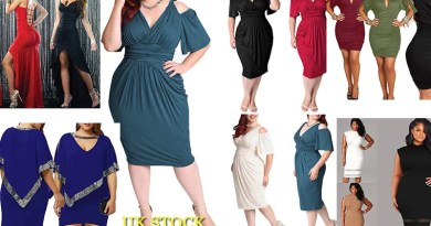 trending cocktail dresses for plus size women