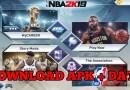 Download, Setup & Play NBA 2K19 Apk + Obb + Mod Offline