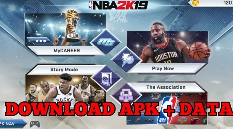 download setup nba 2k19 apk obb data
