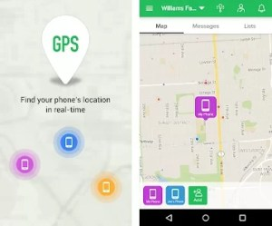 GPS Phone Tracker android apk free download
