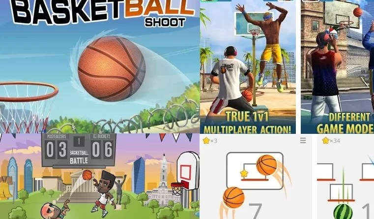 best basketball apk games to download and play for free