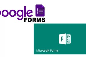 google forms vs microsoft forms for online business