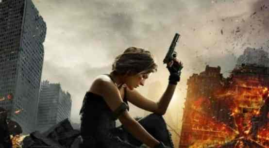 Buzz Review of Resident Evil Final Chapter poster 1