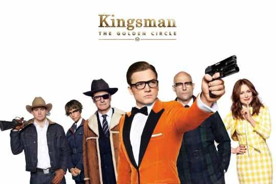 Buzz Review of Kingsman: The Golden Circle 1
