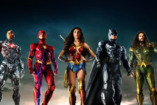 Buzz Review of Justice League 1