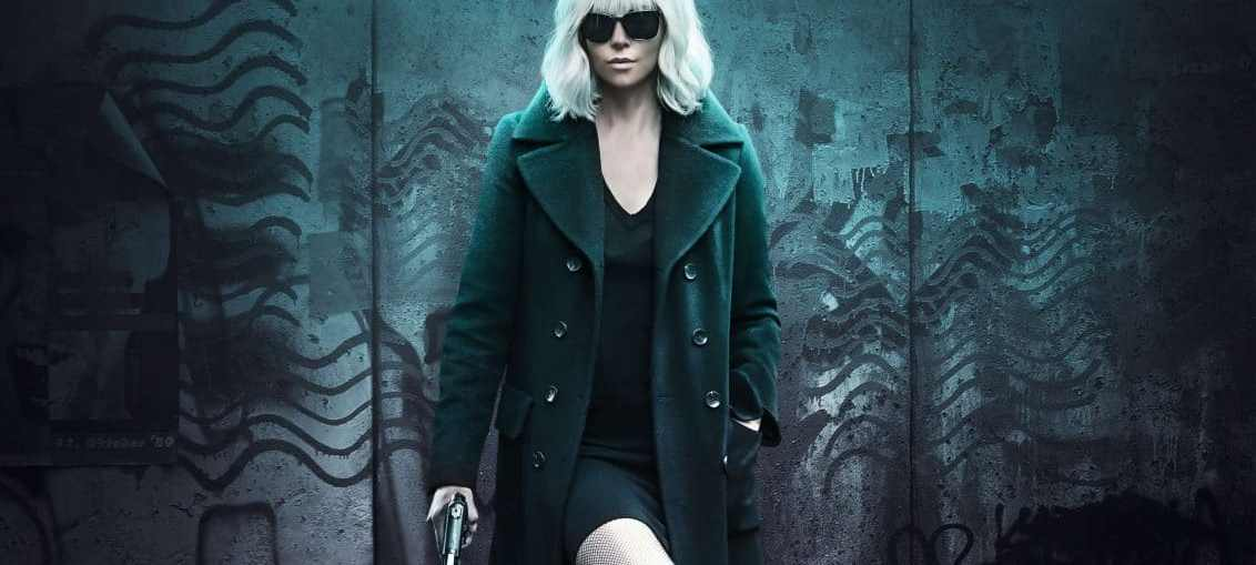 Why Charlize Theron Is Your Atomic Blonde