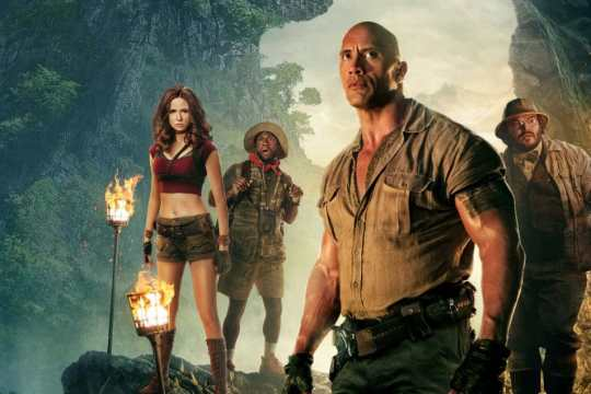 Buzz Review Of Jumanji: Welcome To The Jungle 1