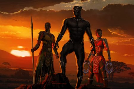 Buzz Review Of Black Panther 1