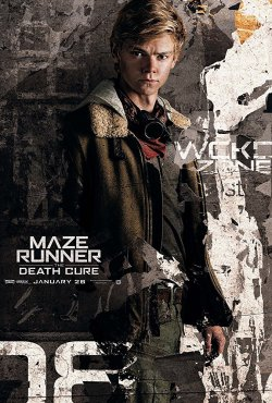 Buzz Review Of Maze Runner: The Death Cure 4