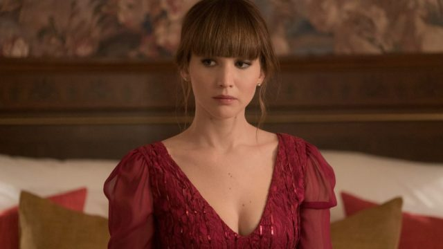 Buzz Review Of Red Sparrow 3