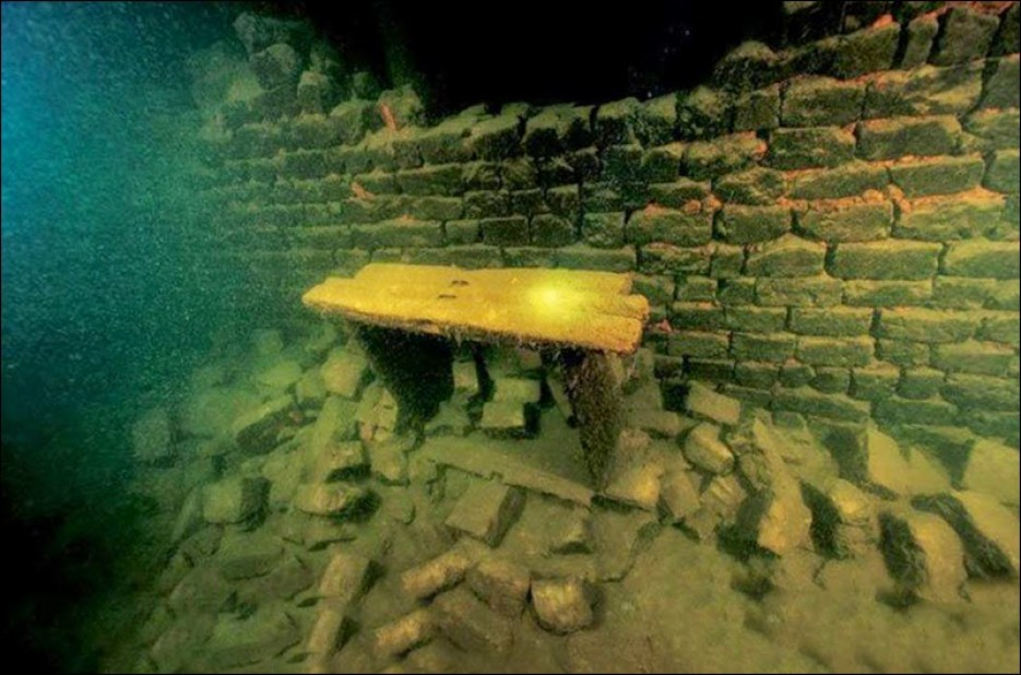 1300 Years Old Ancient City Under Lake- China Where Time Travel Is Believed Possible.