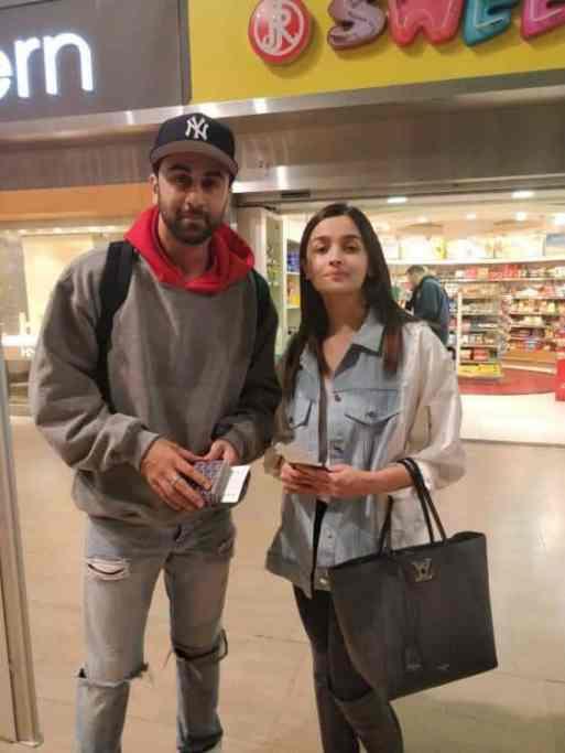 Ranbir Kapoor opens up on relationship with Alia Bhatt