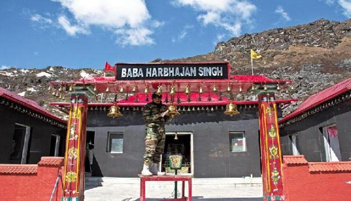 Baba Harbhajan Singh Serving Duty to Indian Army After his Death?