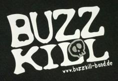buzzkill logo black