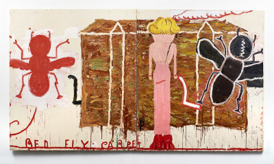 Art Rose Wylie