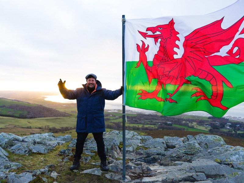 Michael Ball's Wonderful Wales Buzz Magazine interview