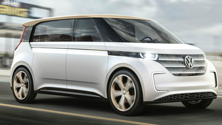 Volkswagen-Budd-e