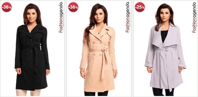 Paltoane ieftine pentru femei