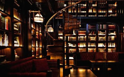 The Library at The NoMad Hotel