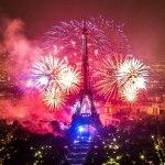 Video Replay Le Feu D Artifice Du 14 Juillet 2018 A La Tour Eiffel Paris