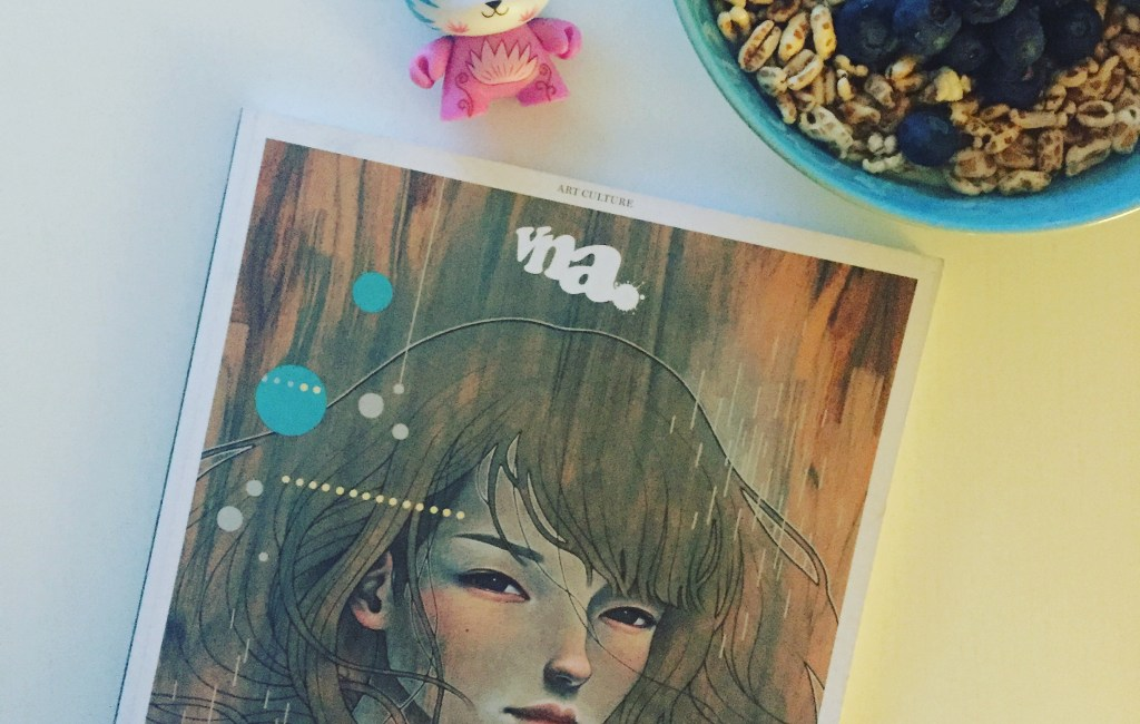 vna – very nearly almost issue 32