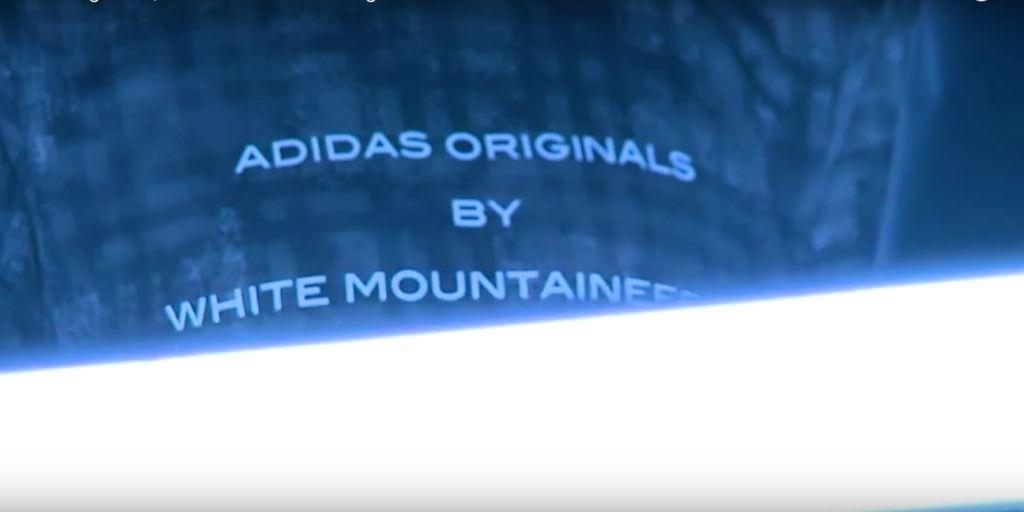 Adidas Originals X White Mountaineering FW 16