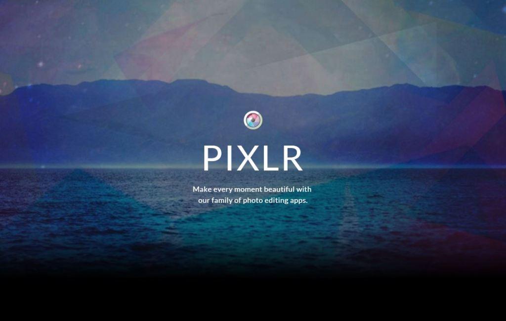 Autodesk – Pixlr Web App