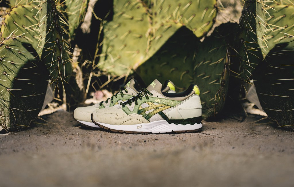 Feature X Asics – Gel Lyte V Prickly Pear