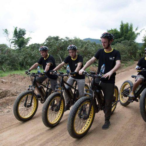 ready to go? | Buzzy Bee Bike, Chiang Mai, Thailand
