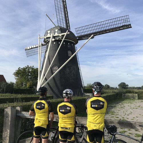 following Van Gogh in Brabant | Buzzy Bee Bike, Chiang Mai, Thailand