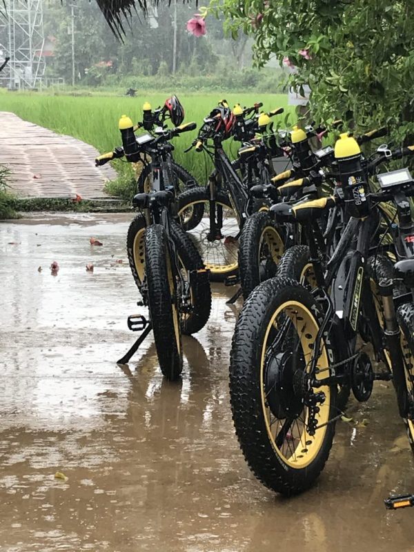 why using electric fatbikes | Buzzy Bee Bike, Chiang Mai, Thailand