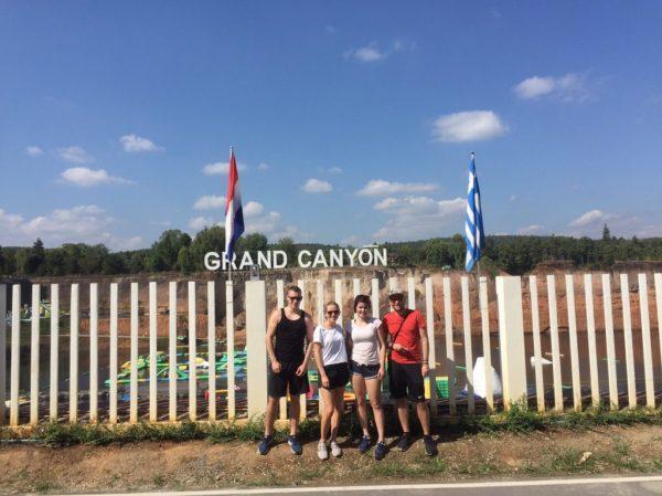 stop at Grand Canyon | Buzzy Bee Bike, Chiang Mai, Thailand