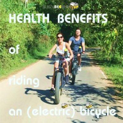 health benefits | Buzzy Bee Bike, Chiang Mai, Thailand