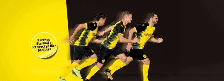 Camiseta Borussia Dortmund Champions