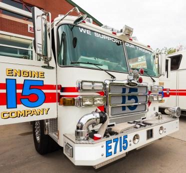 Nikon d700 - AAM at the open house of the Burtonsville Volunteer Fire Department - BVFD