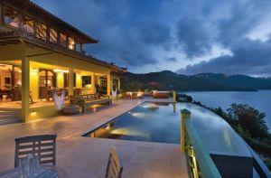 BVI Golden Pavilion Villa