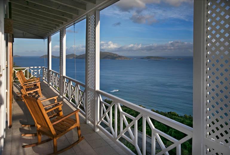 Ridgemont Balcony
