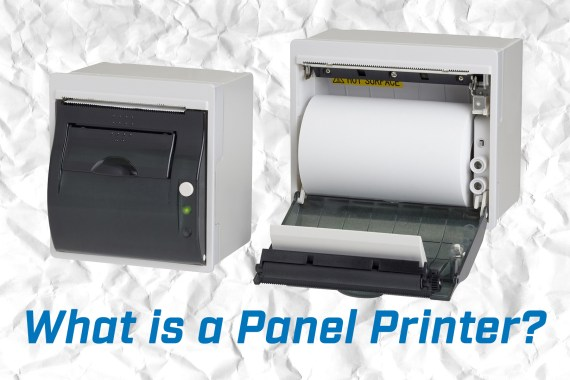 what is a panel printer