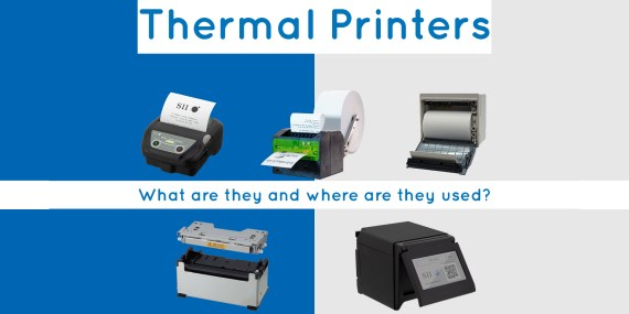 Thermal Printers What Are They