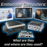 Embedded Computers: What are they and where are they used?