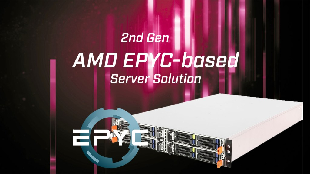 AMD EPYC-based Server Solution