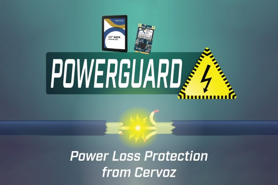 cervoz powerguard power loss protection