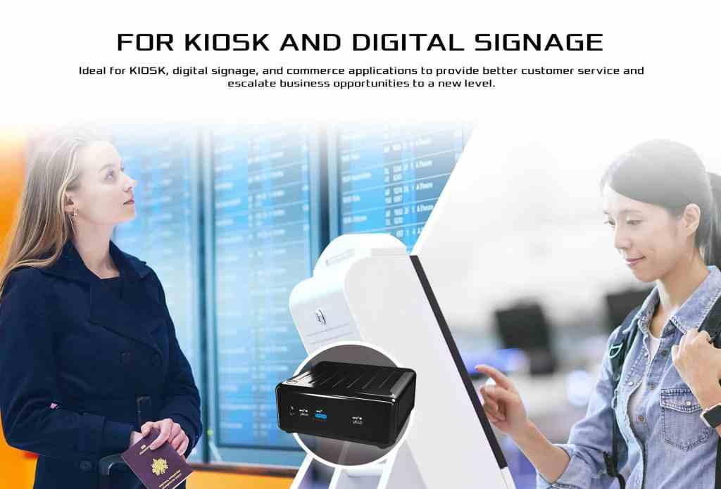 10 For KIOSK and Digital Signage