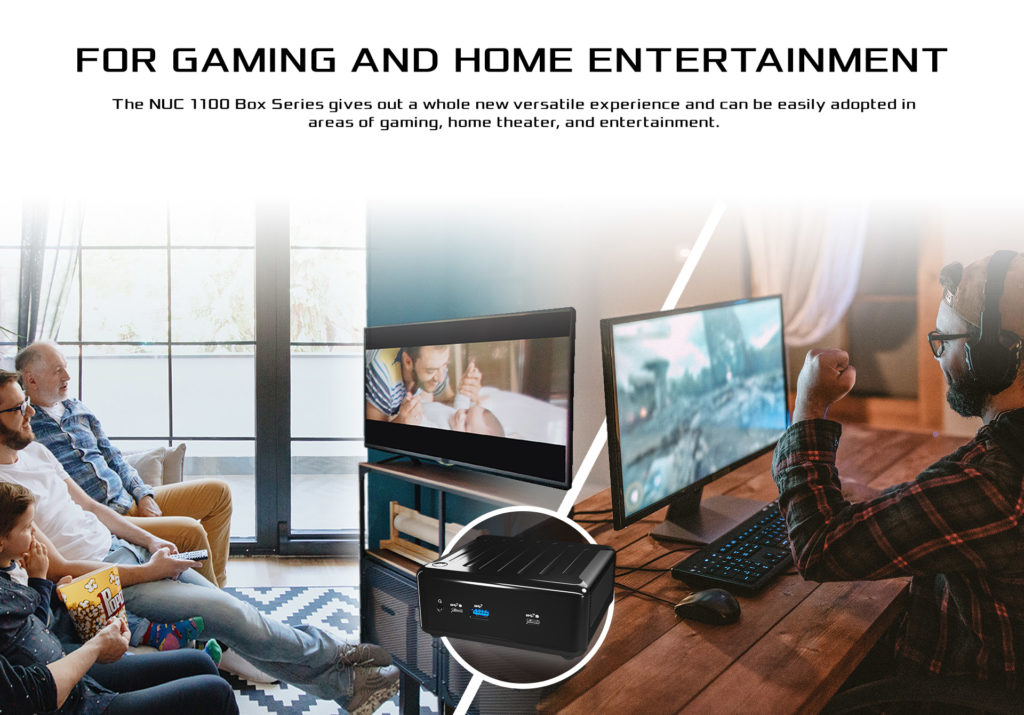 8 For Gaming and Home Entertainment