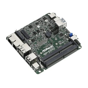 4X4 Embedded Motherboard