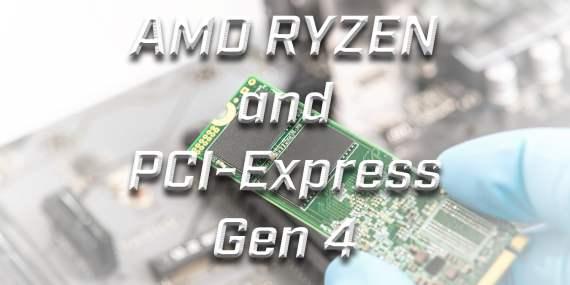 Ryzen PCIE4