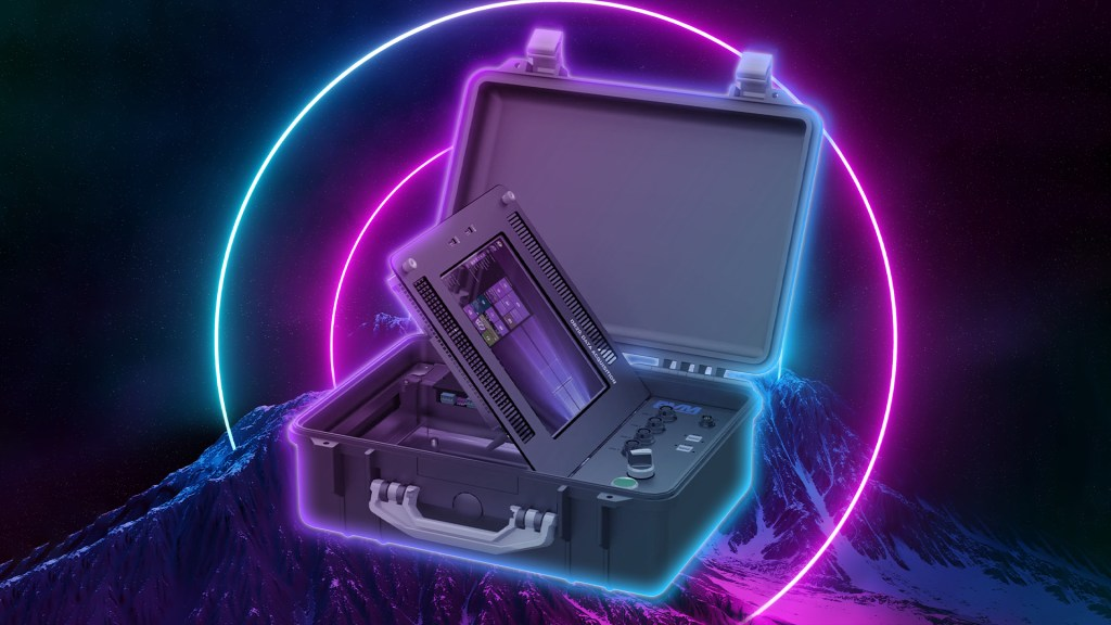 Design and Manufacturing of Embedded Systems - Build to Order Pelicase PC