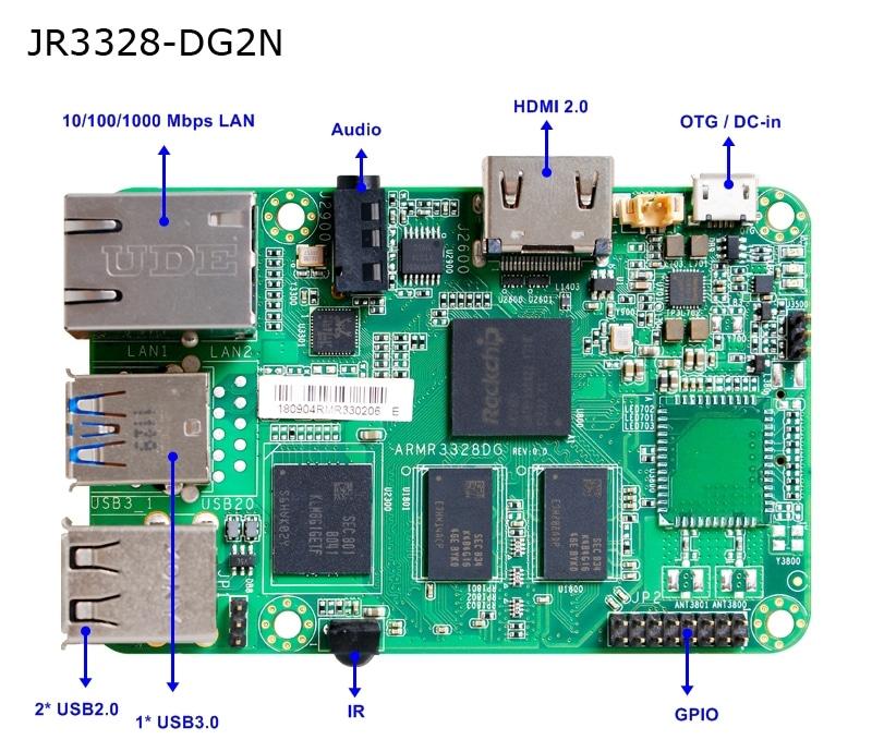 ARM JR3328 DG2N diagram