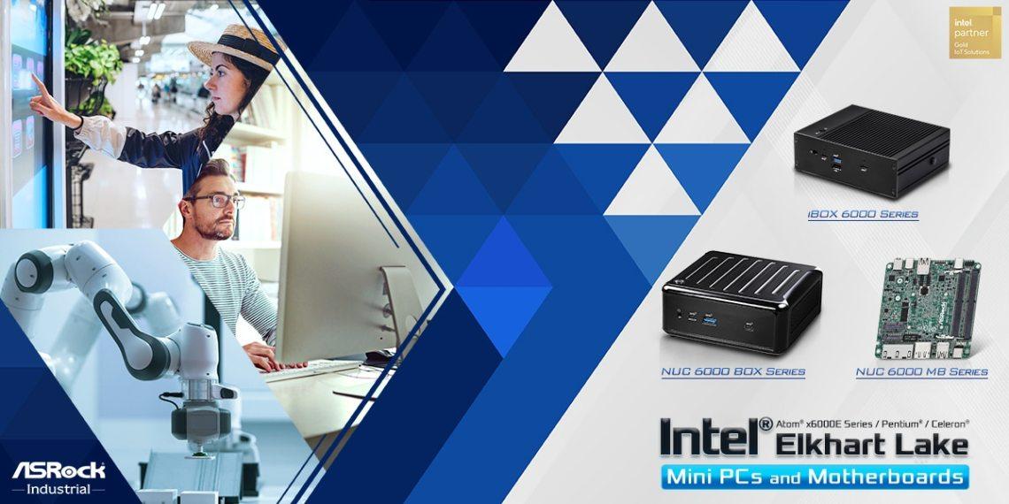 Intel® Elkhart Lake KV1200x600
