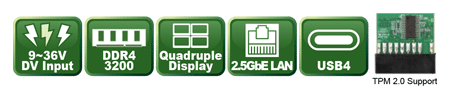 New Thin Mini ITX SBC feature icon